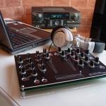 aurora 224 2 Channel Open Source DJ Mixer by auroramixer-3