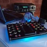 aurora 224 2 Channel Open Source DJ Mixer by auroramixer-4